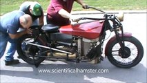 Lewistown Pa, Loco Cycle Steam Motorcycle Stanley Steamer  Steam Car North 522 Lewistown Pa