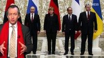 Le rafale, l'accord de Minsk et IXV - Les photos de la semaine de Christophe Barbier