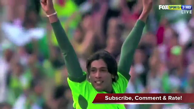 Word cup 2015 pakistan team song