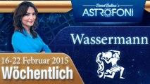Monatliches Horoskop zum Sternzeichen Wassermann (16-22 Februar 2015)