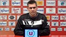L1-J25 / METZ-EAG : la conférence de presse d'avant match de Jocelyn Gourvennec