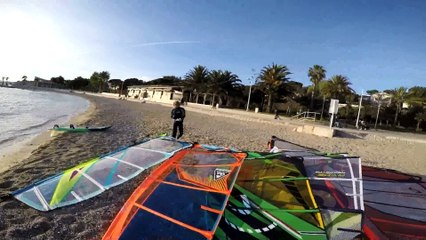 WIND SPECIAL TESTS 2015 - Foil - slalom - freeride - wave