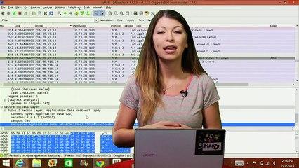Wireshark 101: Wireshark with HipChat - HakTip