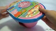 Peppa Pig Picnic Basket Play Doh Peppa Pig Toys Cesta de Picnic Playdough Picnic