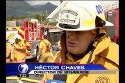 Bomberos confirma que incendio en bodega fue provocado por chispa de soldadura