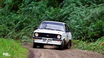 Mk2 Escort at the Woodpecker Rally   evo Diaries