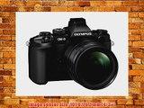 Olympus OM-D E-M1 Kit Appareil photo hybride 163 Mpix   Objectif M.Zuiko Digital ED 12-40 mm