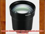 Panasonic T?l?objectif DMW-LT55E pour appareils photo FZ30 / FZ8 w / DMW-LA2E