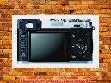 Fujifilm X100S Appareil photo num?rique compact ? objectif fixe 163 Mpix Argent