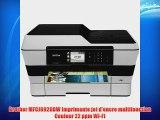 Brother MFCJ6920DW Imprimante jet d'encre multifonction Couleur 22 ppm Wi-Fi