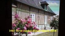 7ème salon du livre du Perche  à Soligny-la-Trappe (Normandie-Orne-Perche)