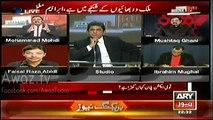 Exchange of Harsh Words between Mohammad Mehdi PMLN and Faisal Raza Abidi