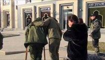 Bombardements à Donetsk à quelques heures du cessez-le-feu