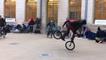 Contest de BMX à la Halle au Blé