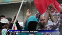 Bahreïn: les chiites manifestent contre la monarchie sunnite