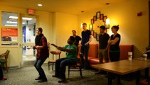BrainWreck Improv at Midnight Oil: Out of the Frying Pan... pt 1