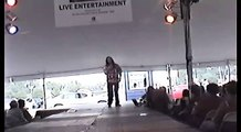 Steve Diltz sings the Elvis Presley song Fool at Elvis Week in Memphis