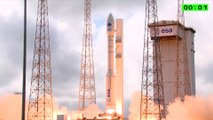 [Vega] Launch of Vega with IXV Spaceplane on Debut Mission