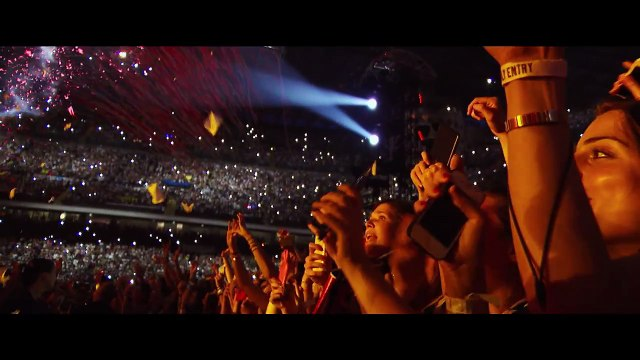 Where We Are - Live From San Siro Stadium DVD Happily Performance