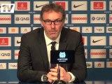 Football / Blanc pessimiste pour Cabaye, Marquinhos, Aurier et Lucas - 14/02