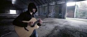 Reprise de Thunderstruck à la guitare