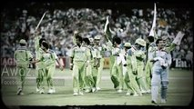 Stunning - Pakistan Cricket - Moments in Time + Jazba-e-Josh Mission 15 2 15 & Our Destiny Lies Above Us