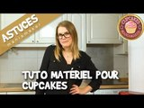 Choisir son matériel pour cupcakes