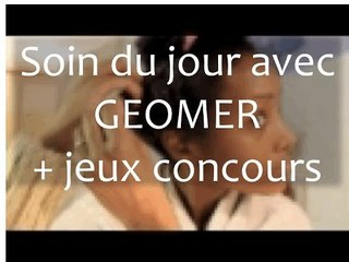 Soin fortifiant avec GEOMER+ Jeux concours