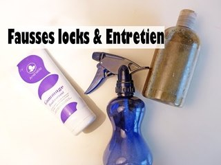 Fausses locks & Entretien