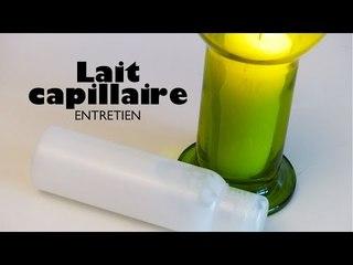 Lait capillaire hydratant et démêlant I Entretien cheveux crépus