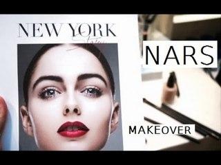 VLOG//  NARS Makeover, EMBRYOLISSE Ingredients - Lexie Blush