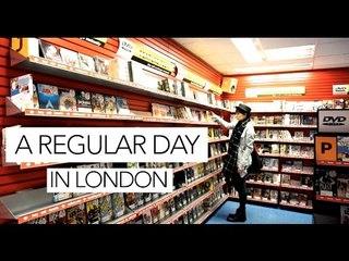 #VlogMas 3 // A regular day in London