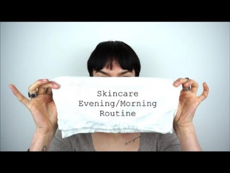 Evening/Morning Skincare Routine - Lexie Blush