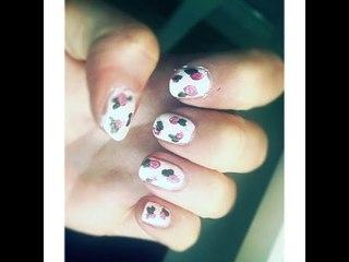 TUTO  Nail art floral FACILE ! | Fashioninyourdreams