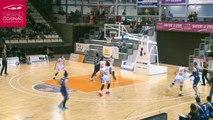 Basket NM1 - Cognac vs Get Vosges