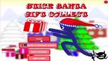 Jeux de Santa - Santa bâton cadeau Collector jeu - Jeux gratuits en ligne