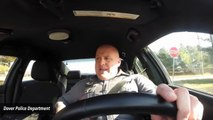 10 Incredible Moments Caught On Police Car Dashcams