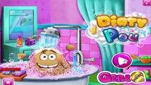 Поу игры - Грязные Поу игра для детей - бесплатные игры онлайн