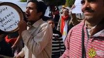 الجزيرة الوثائقية   سلسلة يوميات الثورة المصرية -8/20- اليوم الثامن - 31 يناير 2011