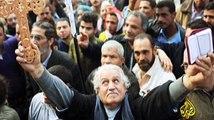 الجزيرة الوثائقية   سلسلة يوميات الثورة المصرية -14/20- اليوم الرابع عشر - 6 فبراير 2011