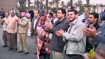 الجزيرة الوثائقية   سلسلة يوميات الثورة المصرية -16/20- اليوم السادس عشر - 8 فبراير 2011