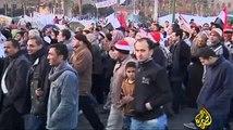 الجزيرة الوثائقية   سلسلة يوميات الثورة المصرية -20/20- اليوم العشرون - 12 فبراير 2011