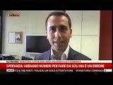 Luigi Di Maio (M5S): Skytg24 con queste riforme al Senato avremo i più corrotti d'Italia - MoVimento 5 Stelle