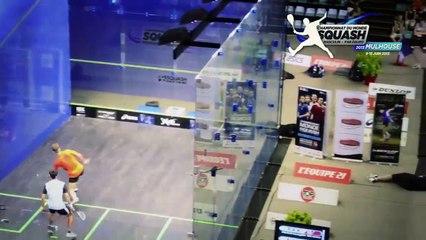 Championnat de France Squash Citygreen 2015 - Petite Finale Femmes