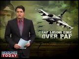 Indian Air Force losing edge to Pakistan Air Force (Indian Defense Intelligence Report)
