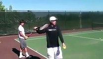 Tennis Tips  Serve Progression