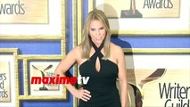 Cheryl Hines 2015 Writers Guild Awards L.A. Red Carpet Arrivals