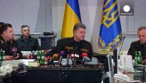 Életbe lépett a tűzszünet Kelet-Ukrajnában szombat éjjel