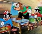 Ancien Looney Tunes - Chantons à l'école