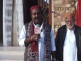 Nawabshah All Parties Conference Against corrupt VC Arshad Saleem SBBUSBA